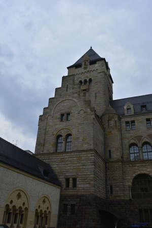 poznan: Tower of Poznan castle