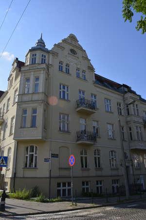 poznan: House in Poznan