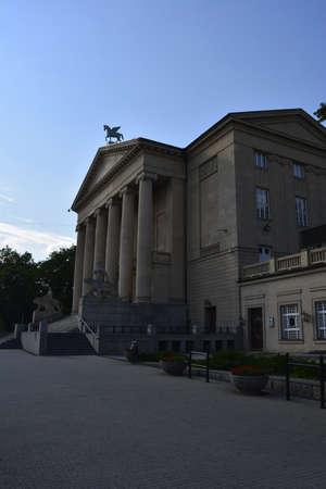 poznan: Poznan opera house