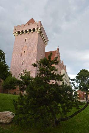 poznan: Old Royal castle in Poznan Editorial