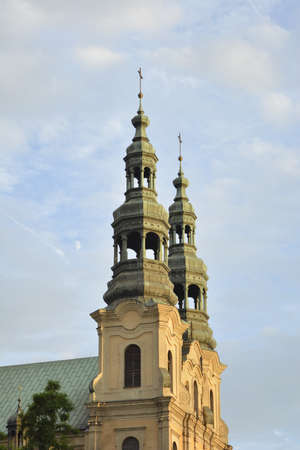 poznan: A church in Poznan