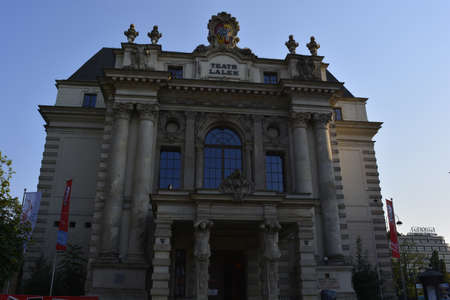 wroclaw: The doll theater in Wroclaw