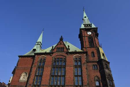 wroclaw: Wroclaw library