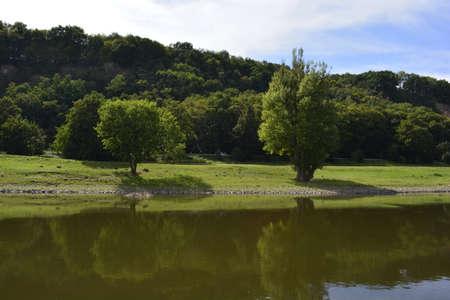 elba: Elba river in August