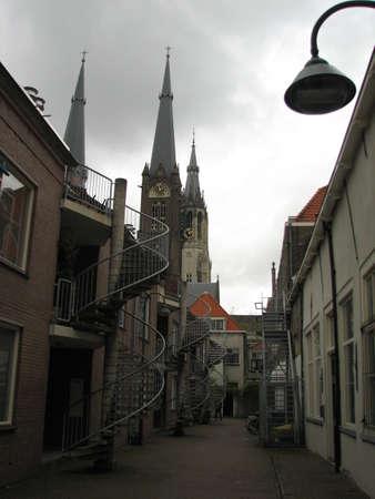 delft: Evening in Delft