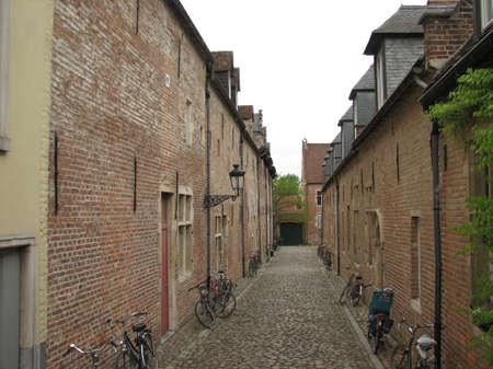 leuven: Begijnhof in Leuven