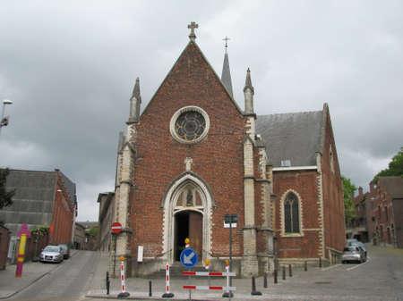 leuven: Church in Leuven