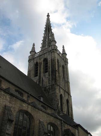 leuven: A church in Leuven