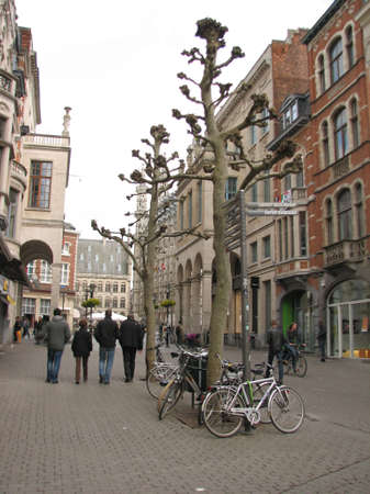 leuven: Dontown Leuven Editorial