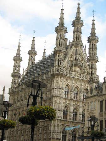 leuven: Townhall of Leuven