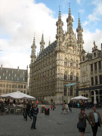 leuven: Townhouse of Leuven Editorial