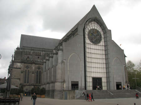 renovated: Renovated church in Lille