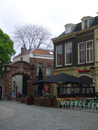 utrecht: Silent street of Utrecht