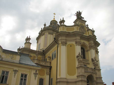 lviv: Church of the St.George in Lviv