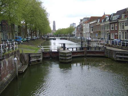 utrecht: Water gateway in Utrecht