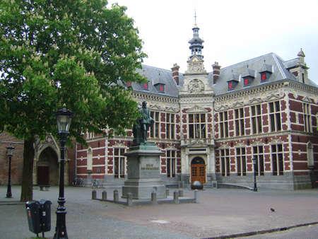 utrecht: A silent square in Utrecht