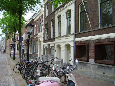 utrecht: Bicycles in Utrecht