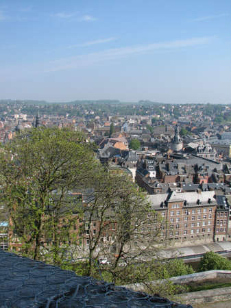 walloon: Capital of the Walloon - the city of Namur