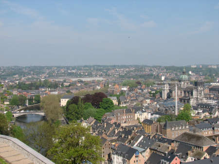 panoramas: Panoramas of Namur
