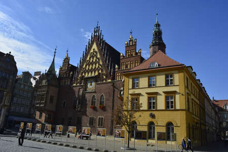 wroclaw: Townhouse of Wroclaw