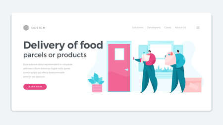Design of website offering service of food delivery during pandemic
