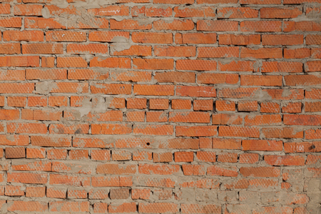 the old brick wall texture background Stock Photo