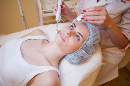 regeneration: Cosmetology procedures on the face