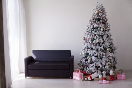 new year Christmas Interior holidays gifts winter