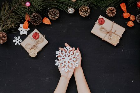 rozhdesvenskij von new year gifts toys balls fruits nuts