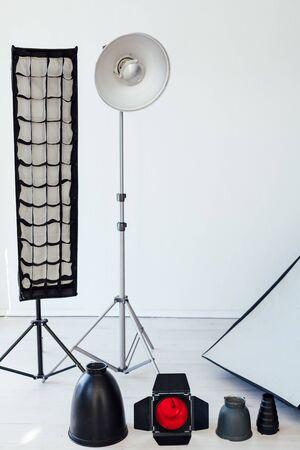 photo studio accessories photographers interior background