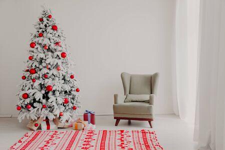 Christmas Interior new year Merry Christmas holiday