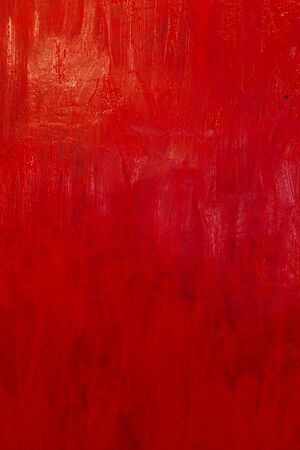 wall painted red paint background texture