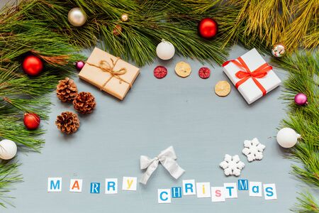Christmas tree background Christmas Toys Gifts new year