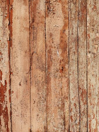 wooden vintage loft wall structure of wood as background