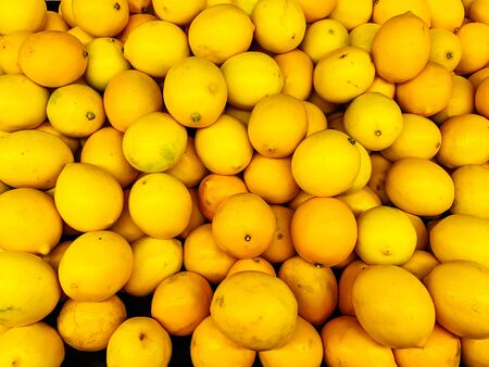 yellow lemon citrus for eating like a background