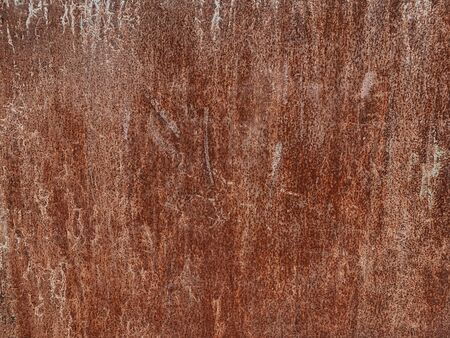 brown vintage loft wall structure rusty metal texture background 版權商用圖片