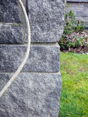 bazalt: Wood and stone