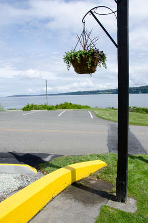 Flowers busket in Port Gamble photo