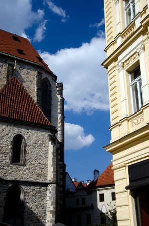 stare mesto: Narrow passes near Stupartska Street, Stare Mesto, Prague
