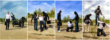 Kidnapping story Stock Photo - 16306585