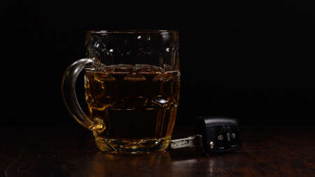 Be safe don't drink and drive. Suitable for social ad.