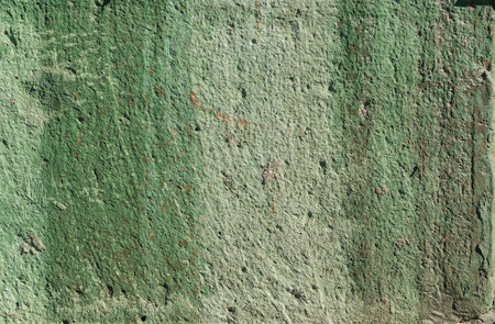 Texture of old battered concrete wall
