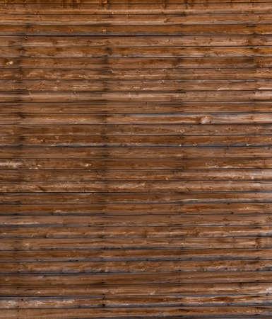Big Texture new wood fence varnished. 版權商用圖片