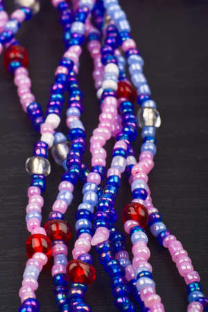 Beaded Jewelry Stock Photo