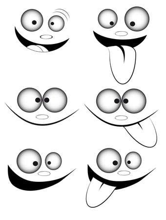 nice smile: Emotions