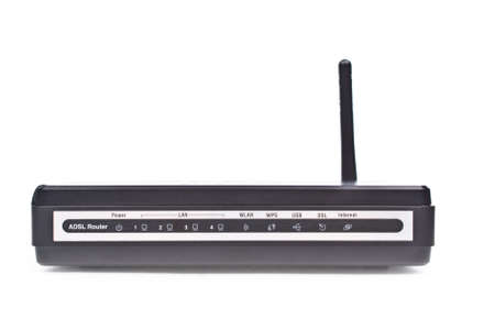 ADSL Router Stock Photo - 12072493