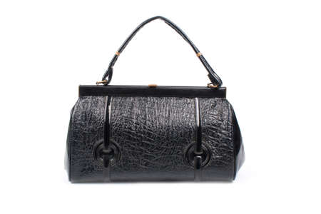Old women bag Stock Photo