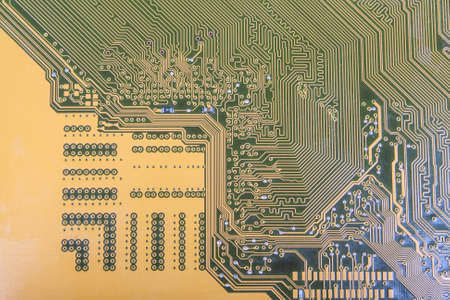 printed-circuit board photo
