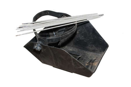 Welding mask and electrodes