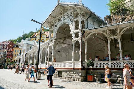 Karlovy vary, Chezch Republic, travel, summer, tourism